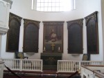 Boston - Altar area of Old North Church