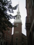 Boston - Old North Church
