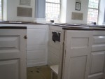 Boston - Pew Box in Old North Church