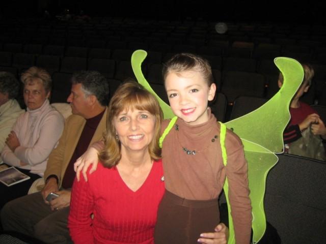 Megan & Grandma December 20, 2008