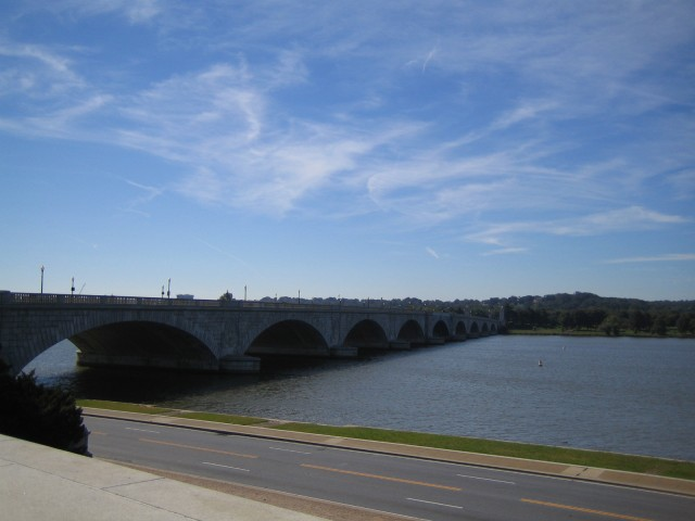 Bridge over Potomac