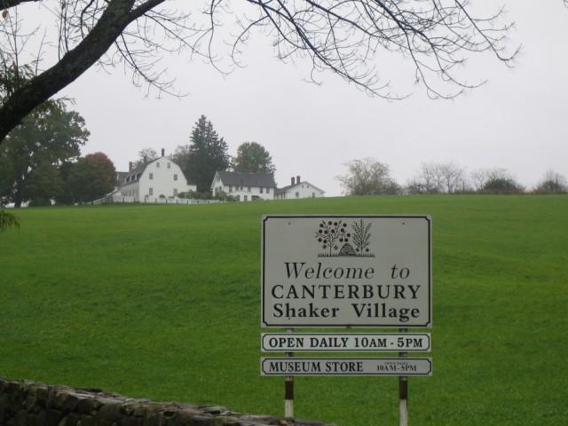 Canterbury Shaker Village