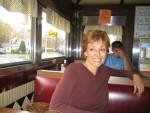Glenda in Vermont Diner