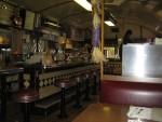 Inside of Diner