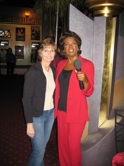 Donna & Oprah
