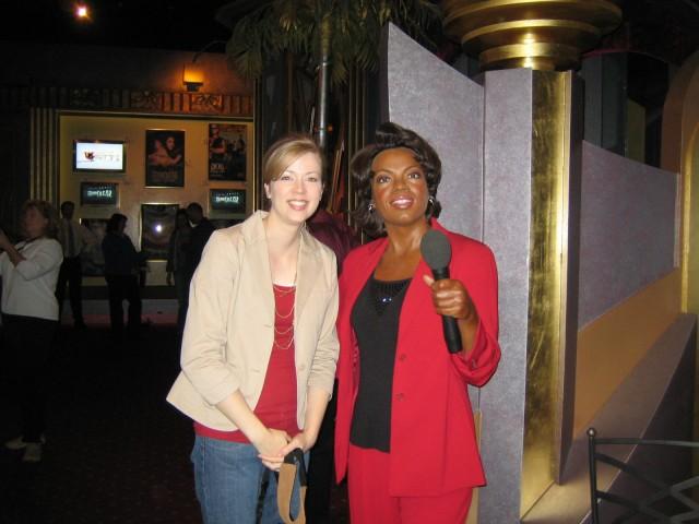 Oprah & Robin