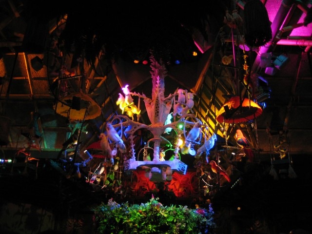 The Tiki Room