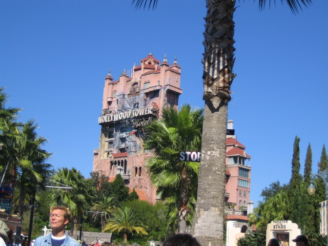 Tower of Terror at MGM
