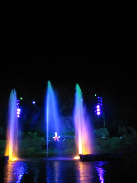 Fantasmic at MGM