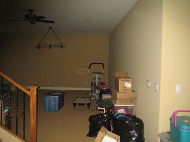 Bonus room downstairs