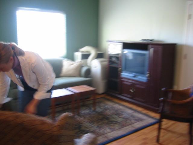 Apartment living room