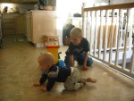 Wyatt & Steven