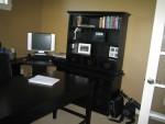 Ken's office
