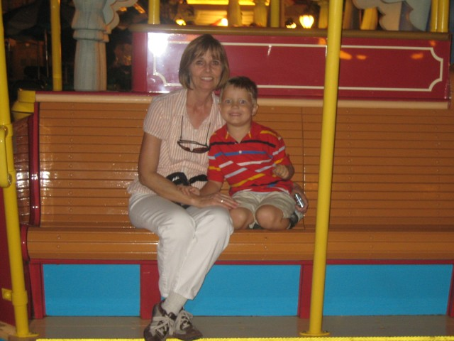 Nathan and Nonna