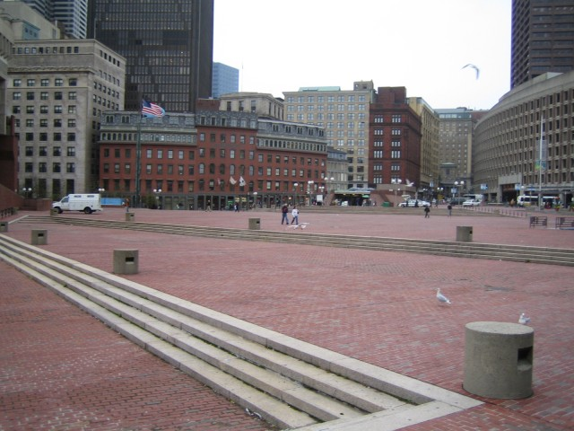 Boston - Market Square