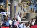 Cinderellabration at Magic Kingdom