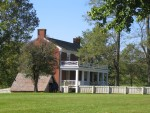 McLean House at Appomattox Court House