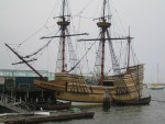 Plymouth - Mayflower II
