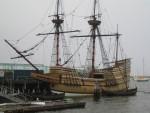 Plymouth - Mayflower II