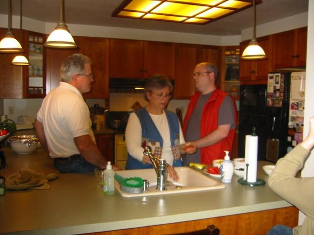 Steve, Deanna & Ken
