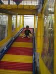 Nathan on the slide