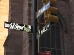 NYC - Broadway & Wall Street