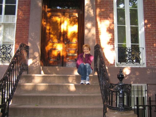 NYC - Glenda in Greenwich Village