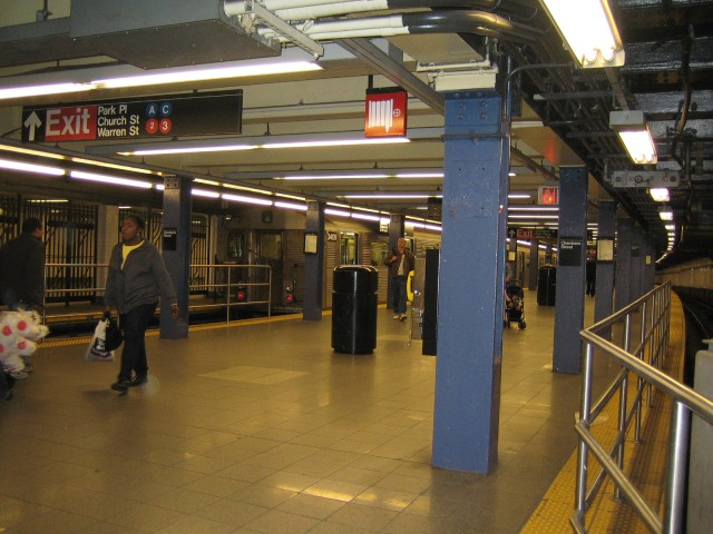 NYC - Inside the Subway