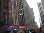 NYC - Radio City Music Hall (2)