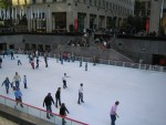 NYC - Rockefeller Center Ice Rink