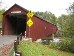 West Cornwall Covered Bridge