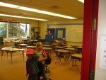 Megan's classroom