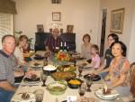 Doug, Glenda, Robin, Steven, Ken, Donna, Megan, Devon, & Gisele