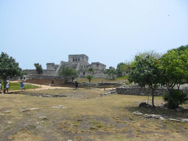 Excursion to Tulum Ruins