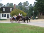 Highlight for Album: Colonial Williamsburg