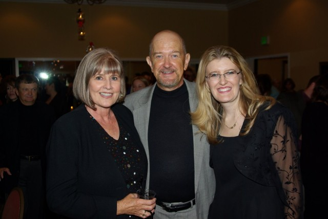 Bonnie, Dennis and Carrie