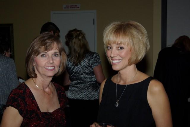 Donna and Glenda