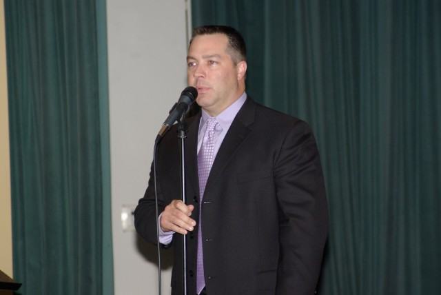 The Voice of Diamondbacks acted as MC and Auctioneer