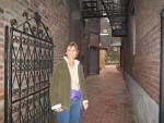 Boston - Narrow Street