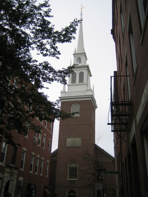 Boston - Old North Church