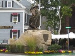 Salem - Statue of Roger Conant