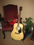 My new Guitar!!
