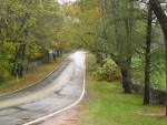Country Lane in New Hampshire