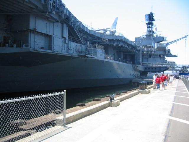 Aircraft Carrier Museum