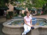 Donna on Coronado Island