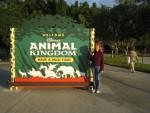 Glenda at Animal Kingdom