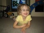 Lauren Taken on her one year post transplant anniversary