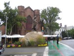 Salem - Witch Museum & Roger Conant Statue