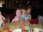Megan, Steven & Robin at Glacier Brewhouse