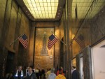 NYC - Inside the Empire State Building